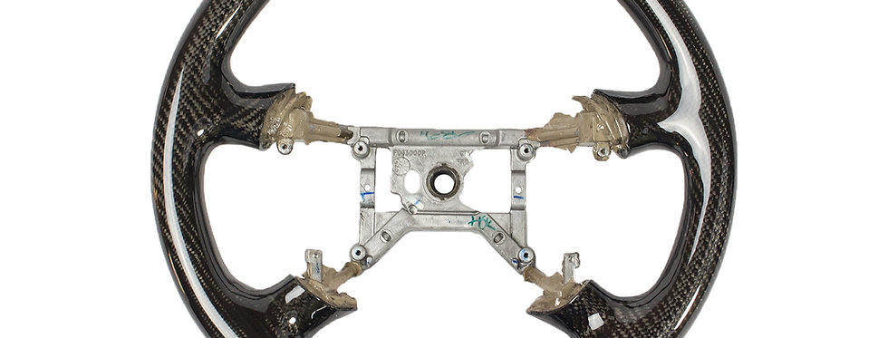 1994 - 2004 Mustang Carbon Fiber Steering Wheel