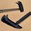 Thumbnail: 2020+ Corvette C8 Carbon Fiber Front Bumper Grille Bezels