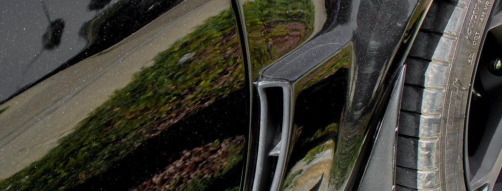 2005 - 2013 Corvette Fiberglass Z06 1/4 Vents