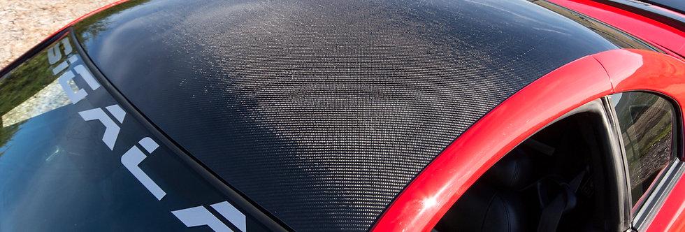 1994 - 2004 Mustang Carbon Fiber Roof