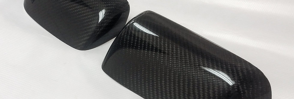2005 - 2009 Mustang Carbon Fiber Mirror Covers