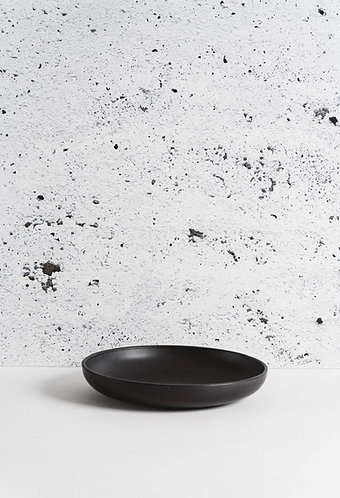 Black Stone Youlha Soup/Pasta Plate