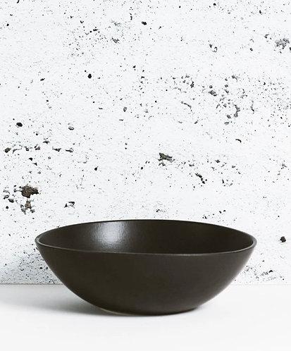 Black Stone Dadasi Serving Bowl