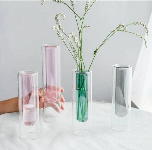 Pink Modern Flower Vase