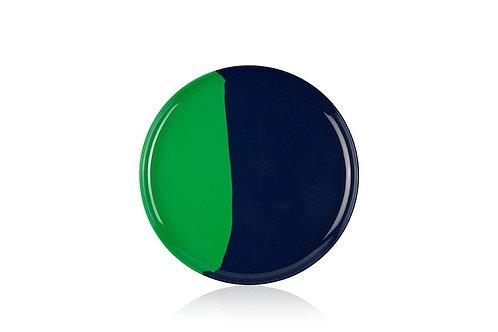 Blue & Green Indoor & Outdoor Plates