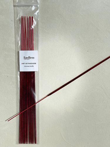Endless Esthetiques Art of Passion Incense Sticks