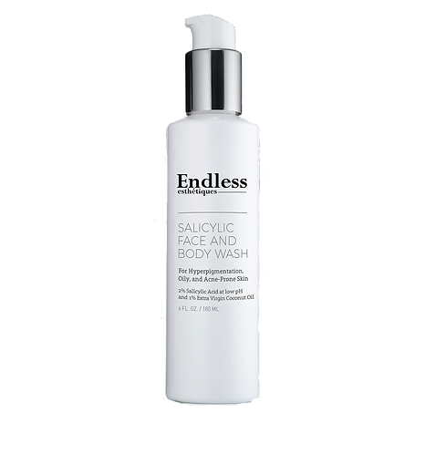 Endless Esthetiques Salicylic Face & Body Wash
