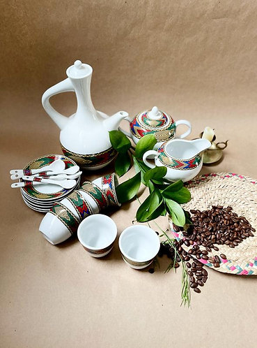 Ethiopian Coffeeware