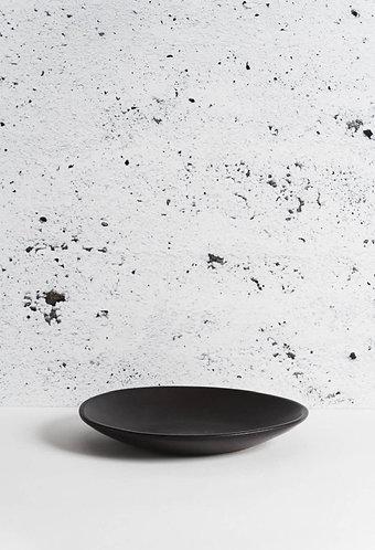 Black Stone Dadasi Dinner Plate