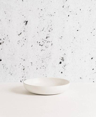 White Stone Youlha Pasta Plate