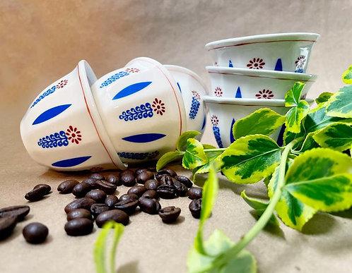 Traditional Ethiopian Set of 3 Coffeeware