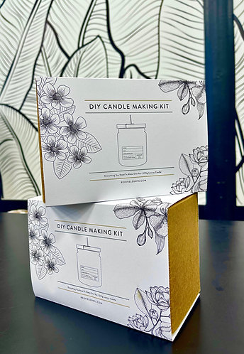 Reisfield DIY Candle Kit
