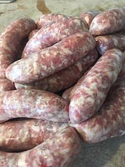 Seabrights sausages made in the shop.jpe