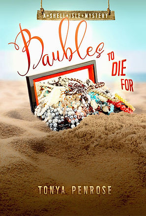 Baubles to Die For Cover