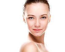Skincare Model