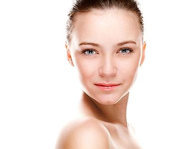 Modèle Skincare
