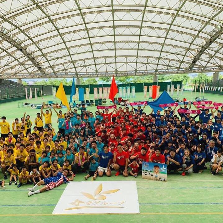 寿々グループ スポーツフェスティバル