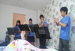 杜若高校 吹奏楽部 演奏会