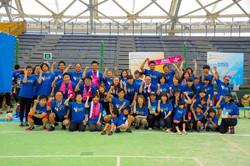 寿々グループ スポーツフェスティバルWHP