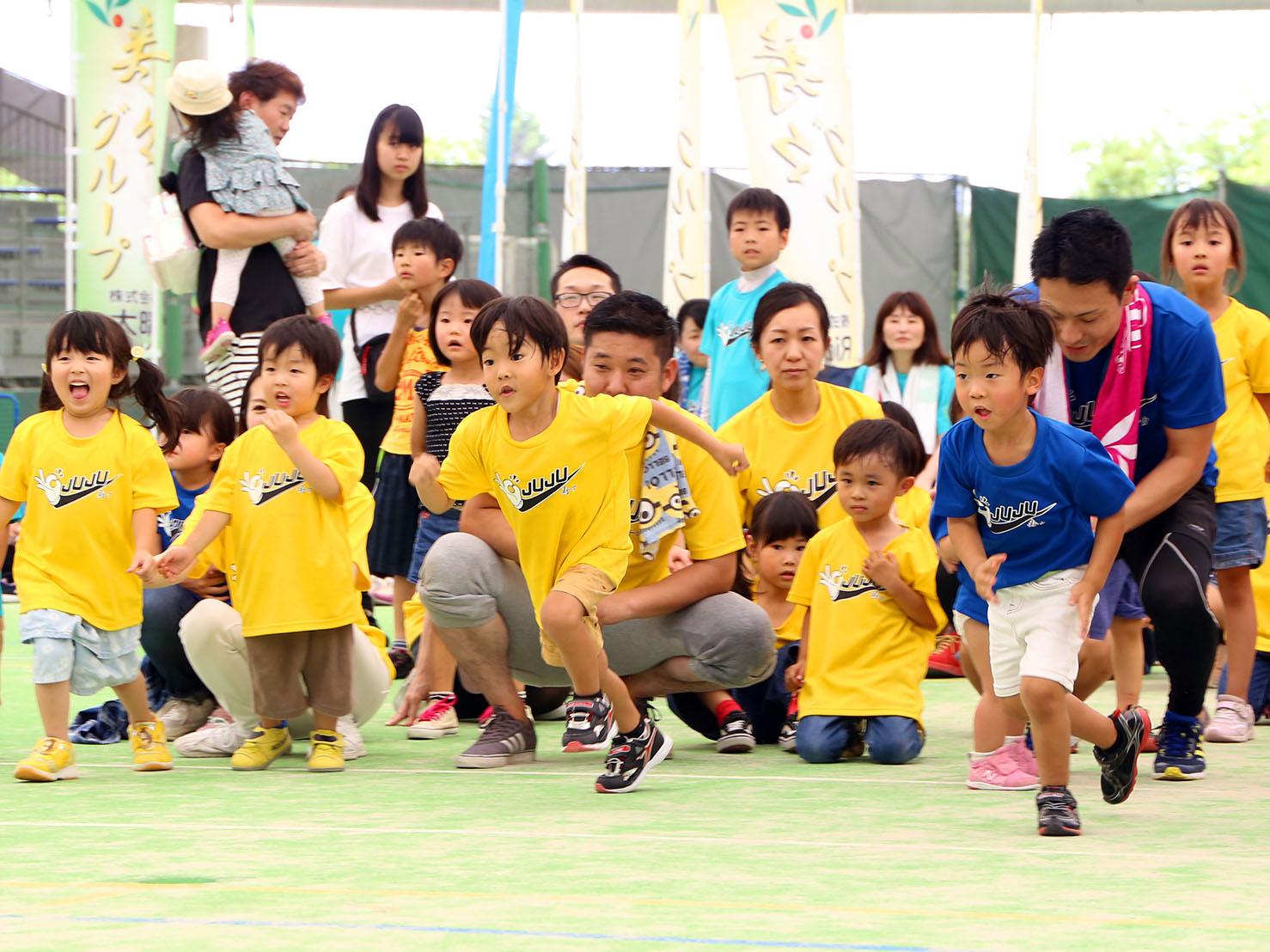 スポーツフェス子供