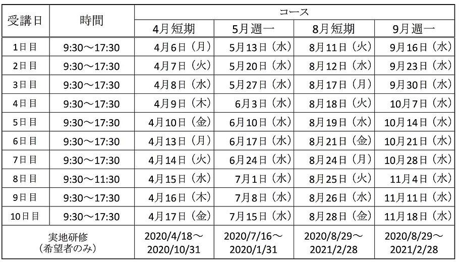 ひなたケアカレッジ2020喀痰吸引研修日程.jpg
