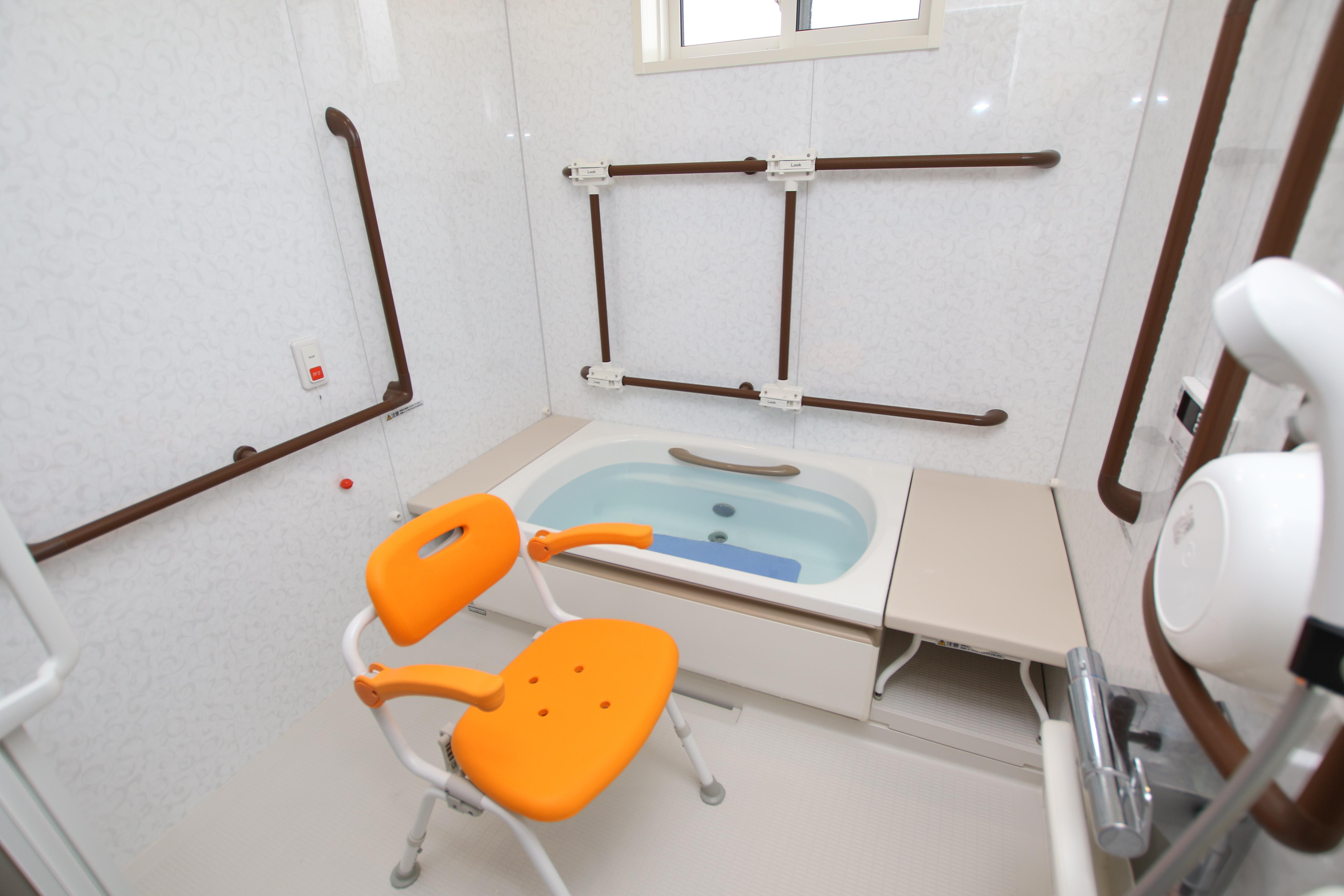 ナーシングホーム寿々 お風呂