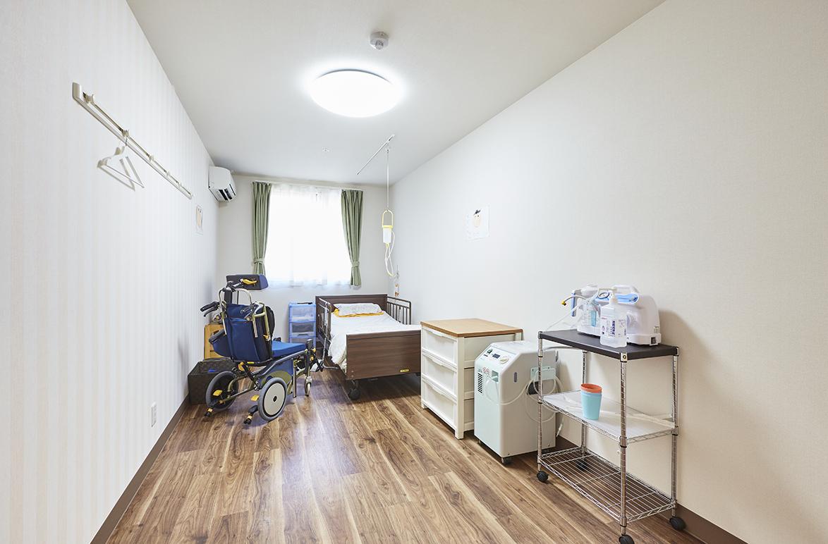 ナーシングホーム 寿々愛西個室