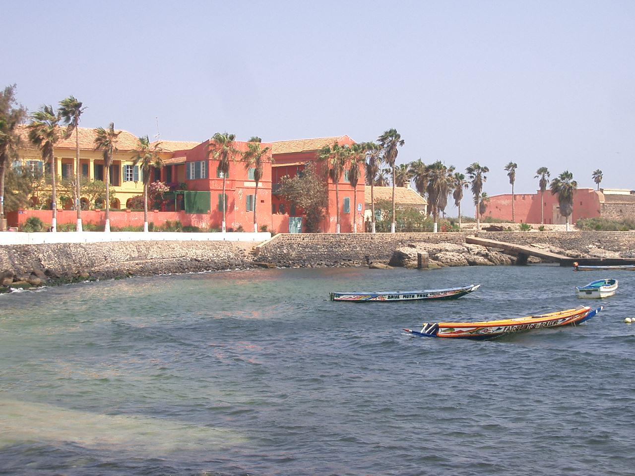 J8: Ile de Gorée