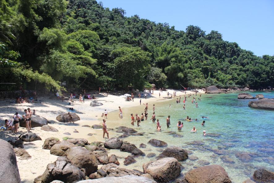 Praia de Fora, na Ilha das Couves, espaço e qualidade ambiental com o ordenamento turístico
