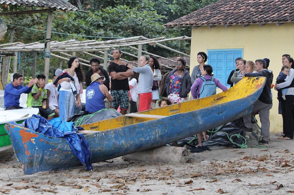 Preservar é Resistir - Turismo de Base Comunitária - TBC - Praia do Sono