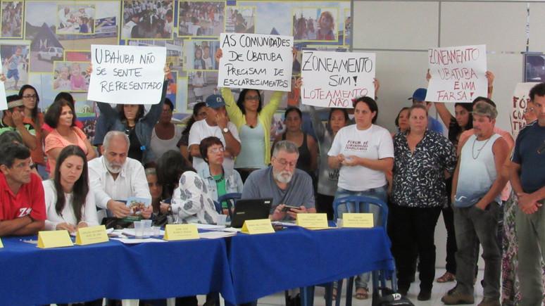 FCT exige que as populações caiçaras, quilombolas e indígenas sejam ouvidas antes da validação do zo