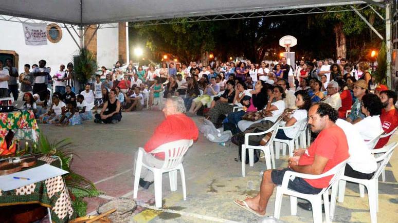 Campanha Preservar é Resistir é lançada em Paraty