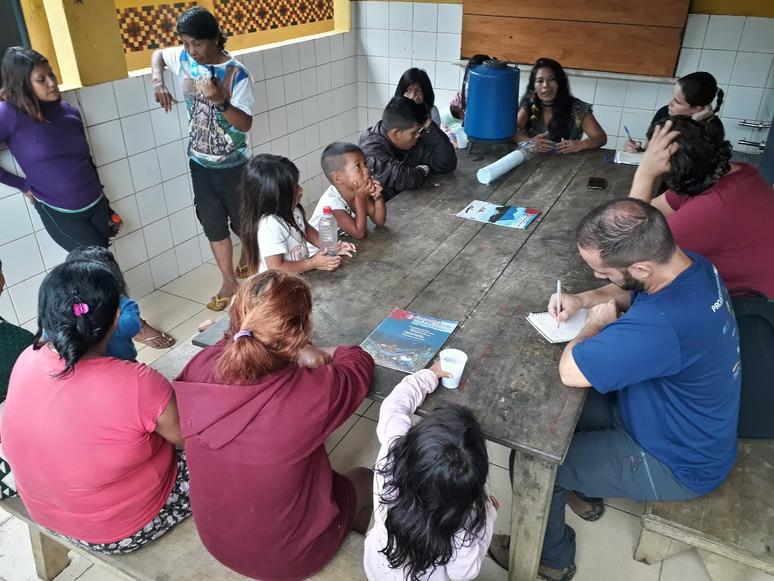 Rede Nhandereko irá compor material sobre TBC junto com experiências de diversas regiões do Brasil