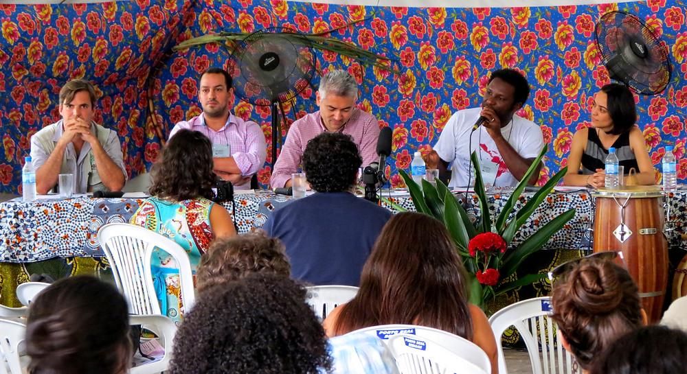 Preservar é Resistir - Encontro de Justiça Socioambiental 2015