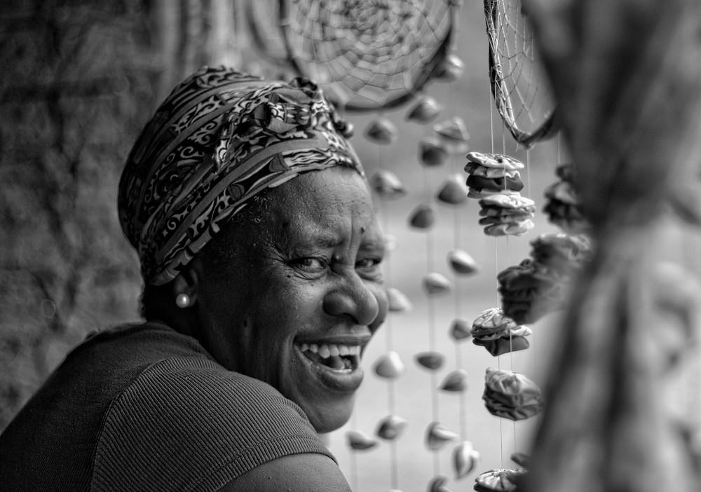 Preservar é Resistir - Tia Cida- Quilombo da Caçandoca por Júnior Machado