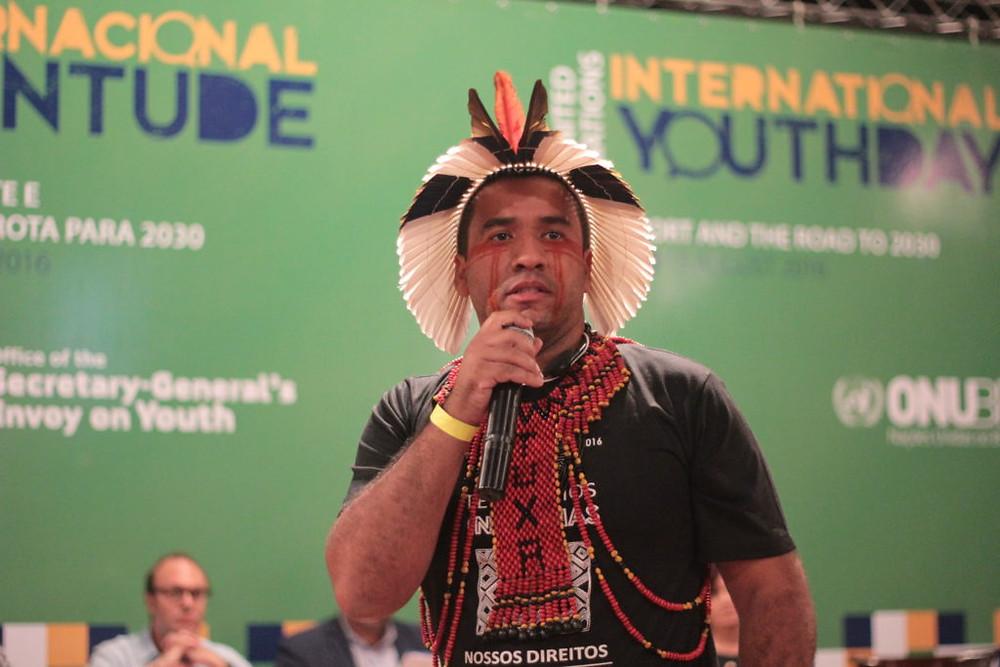 Preservar é Resistir - ONU Jovens
