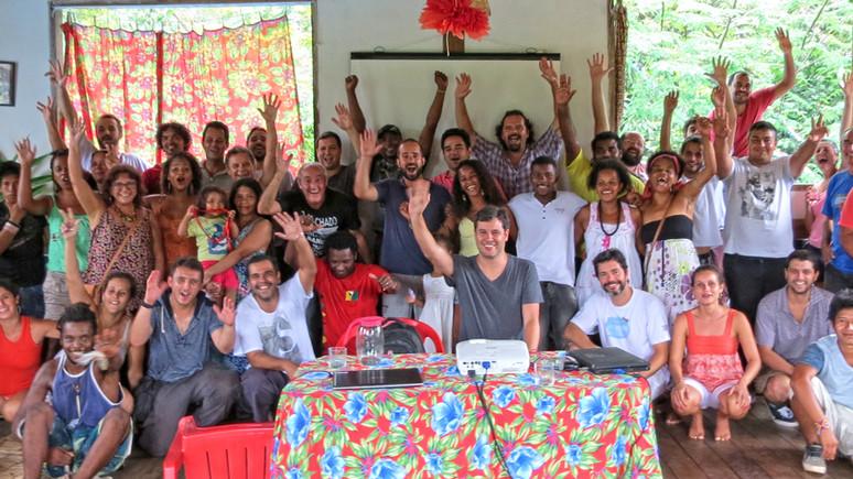 Comunidades e instituições se unem pelo Rio Carapitanga