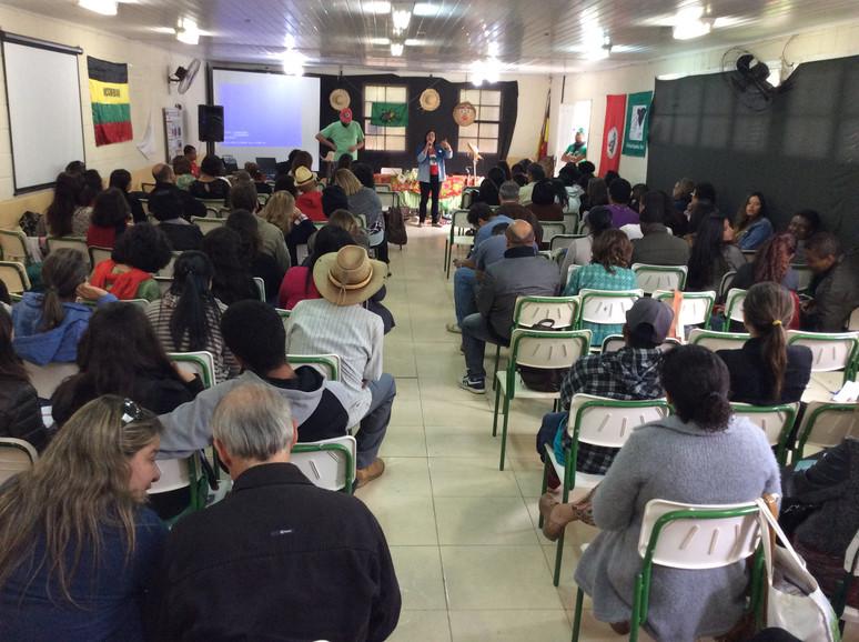 FCT participa doIV Encontro Fluminense de Educação do Campo, emNova Friburgo