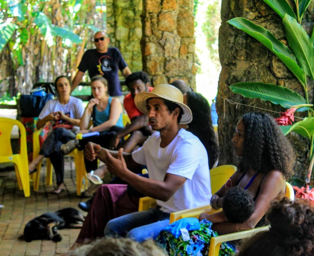 Rede Nhandereko de Turismo de Base Comunitária
