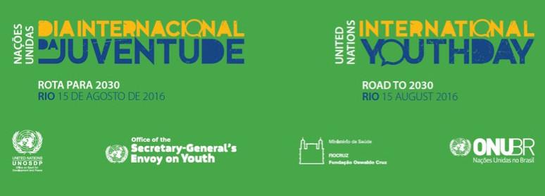 Jovem Guarani do FCT participa de encontro da juventude com representantes da ONU