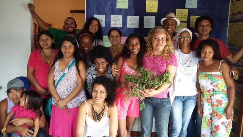 Caiçaras, indígenas e quilombolas se reúnem para criação da central de Turismo de Base Comunitária d
