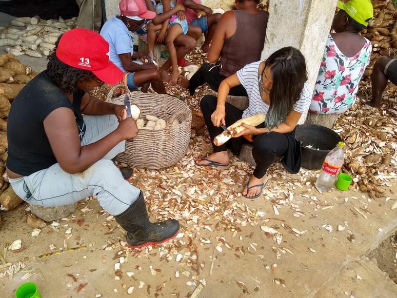 Juventudes do FCT participam do XII Estágio Interdisciplinar de Vivência e Intervenção da Bahia (EIV
