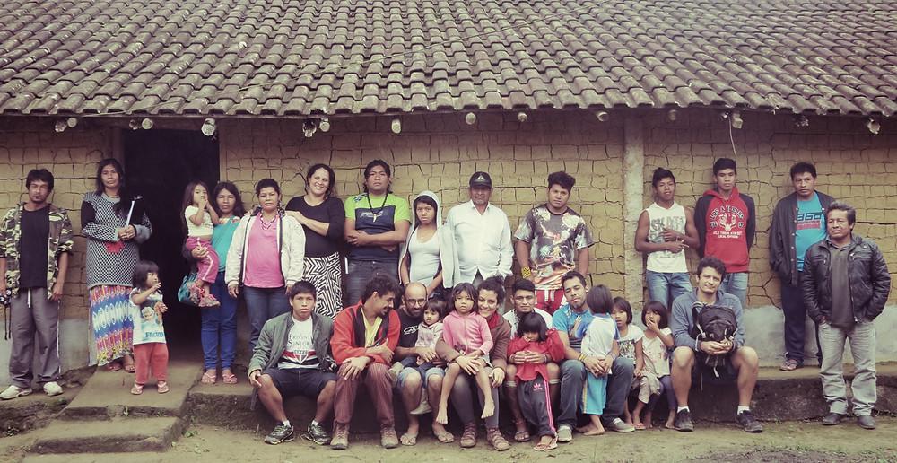 Preservar é Resistir - Encontro de Caciques Guarani em Ubatuba