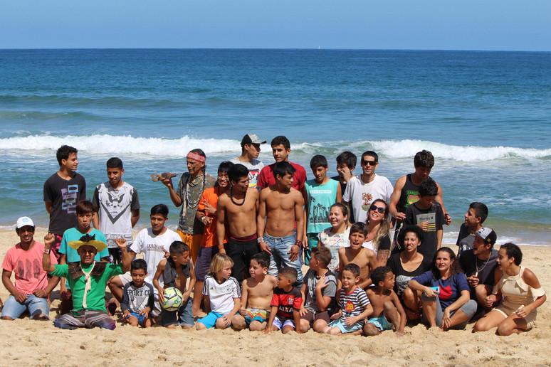 Construção coletiva e muita diversidade marcaram o 11º Festival de Inverno da Praia do Sono