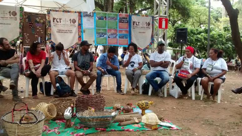 Rede Nhandereko participa do Encontro Nacional de Agroecologia