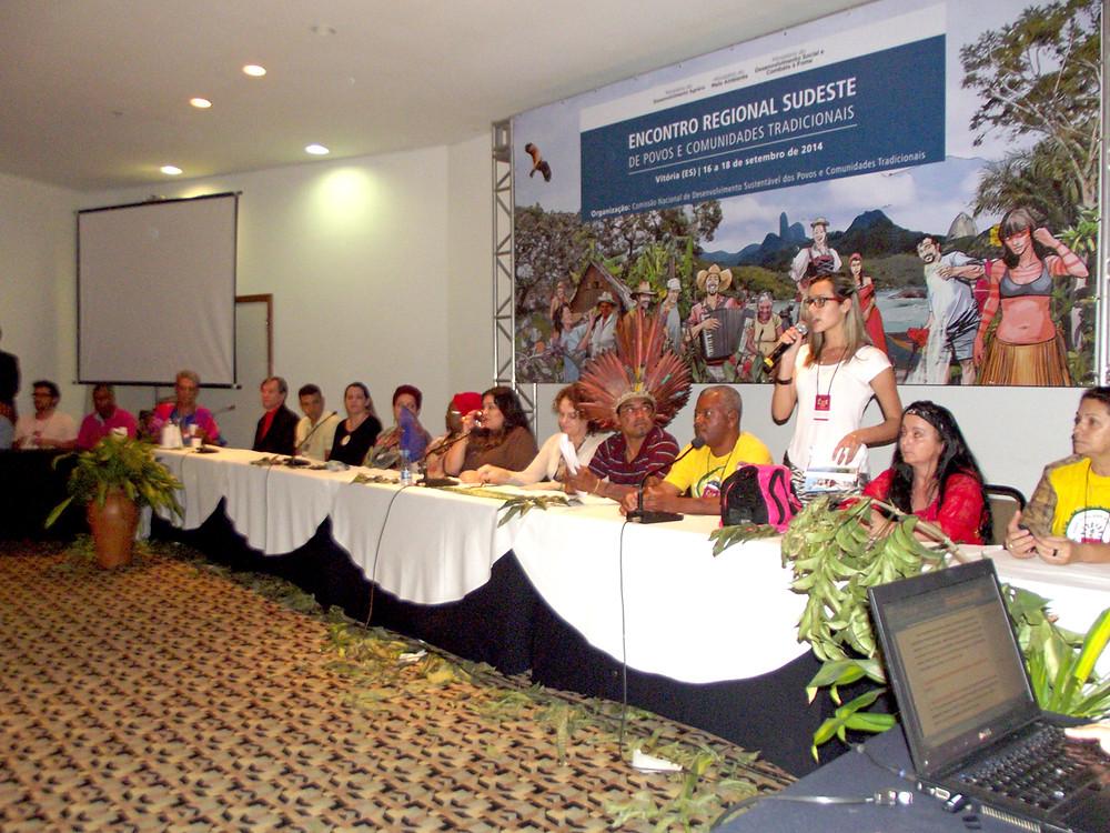 Preservar é Resistir Comissão Nacional dos Povos e Comunidades Tradicionais