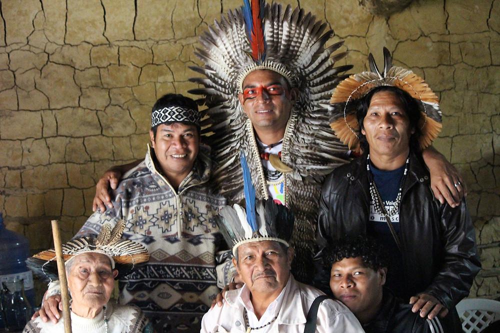 Preservar é Resistir - II Encontro de Justiça Socioambiental da Bocaina - Direitos Indígenas