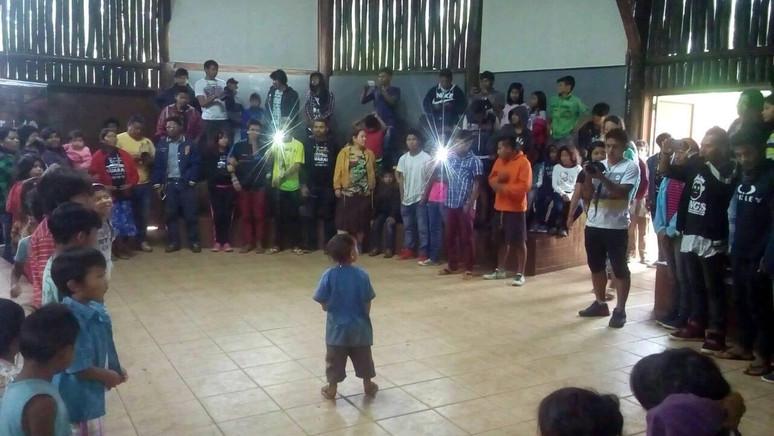 Indígenas do FCT participam do II Encontro de Jovens Lideranças Guarani