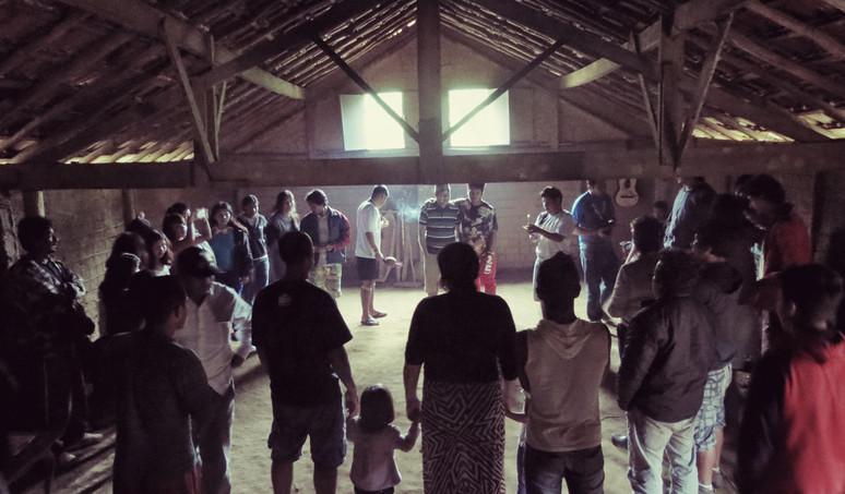 Povo guarani em luta: saiba como foi o Encontro de Caciques Guarani em Ubatuba (SP)