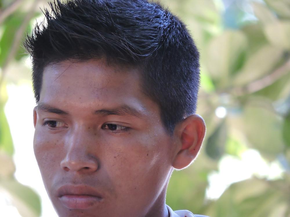 Preservar é Resistir - Alexandro Kuaray Mirim, jovem liderança da aldeia de Paraty-mirim em Paraty